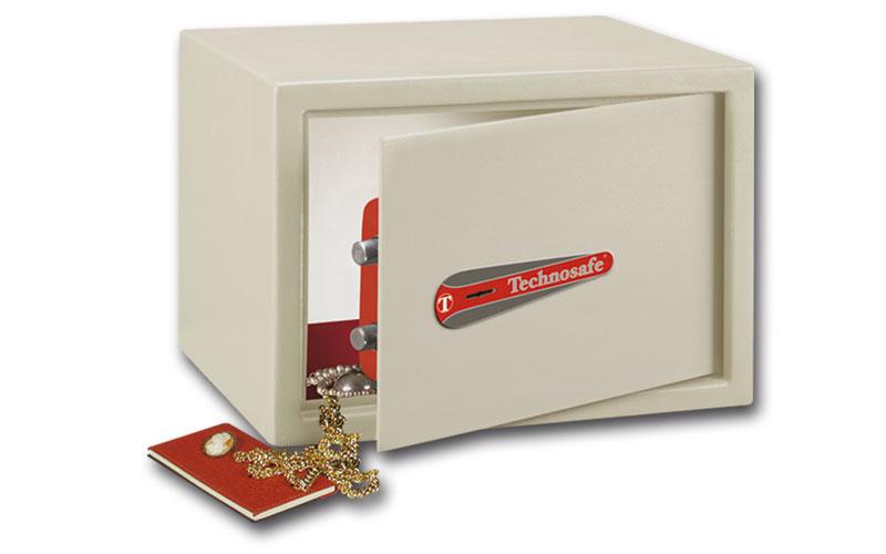 Χρηματοκιβώτιο TSK με κλειδί