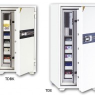 Χρηματοκιβώτια TDBK+TDE