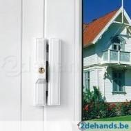 Κουτιαστή κλειδαριά ασφαλείας για μπαλκονόπορτες και παράθυρα